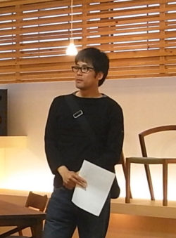 デザイナー吉永圭史