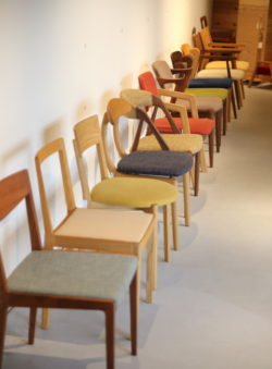 椅子の特別販売